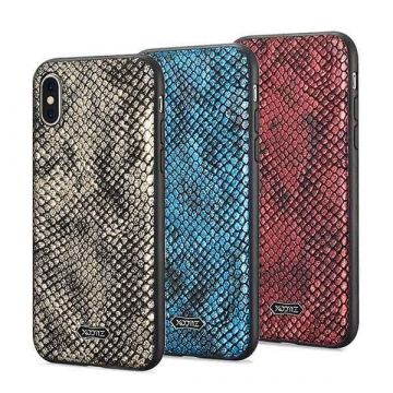 Case TPU Python Leather for iPhone X