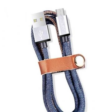 Câble Lightning USB Jeans