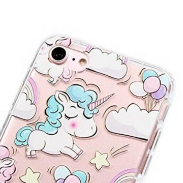 TPU Case Unicorne iPhone 6 / iPhone 6S