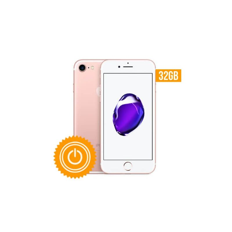 iPhone 7 Grade A - 32 GB Gold pink