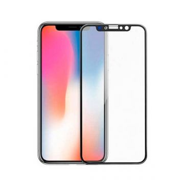 Film en verre trempé mat iPhone X Xs Enjoy Serie Hoco