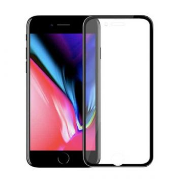 Film de protection en verre trempé pour iPhone 7 / iphone 8 Cool Radian Series Anti-Blue Ray Hoco