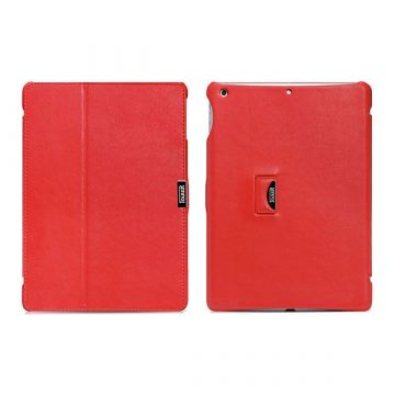 Coque cuir iPad Air