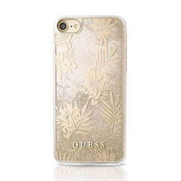 Coque Glitter Palm Spring Guess Or iPhone 6 / iPhone 6S / iPhone 7 / iPhone 8