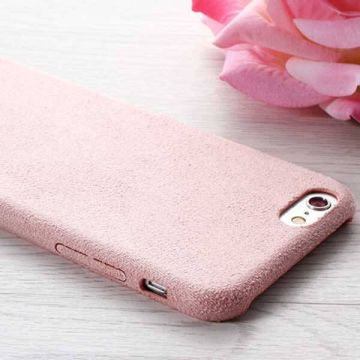 Soft case Nubuck iPhone 6 / iPhone 6S