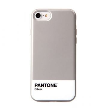 Silver Pantone iPhone 7 Case