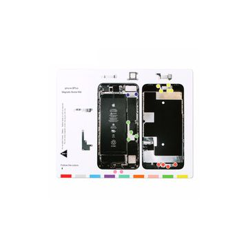 magnetic Screw Hole Distribution Board iPhone 8 Plus