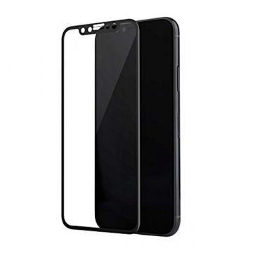 Protection en verre trempé 3D incurvé iPhone X