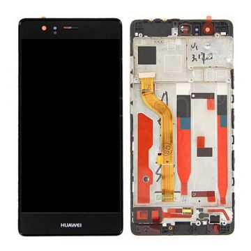 Complete screen black Huawei P9
