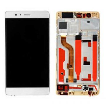 Complete screen Silver Huawei P9