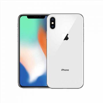 iPhone X - 64 GB Weiß - Brandneu