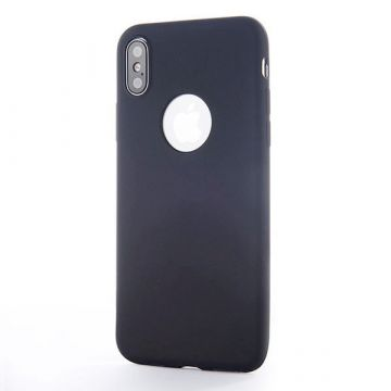 Silicone Case for iPhone X - Black