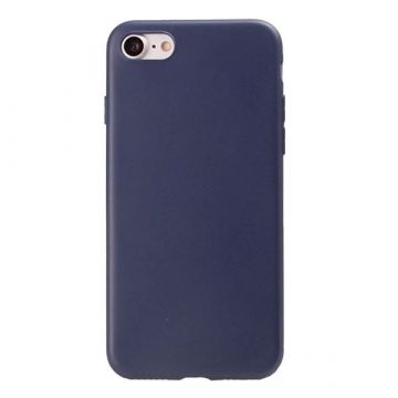 Silicone Case for iPhone 7 - Night Blue