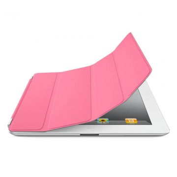 Smart Cover iPad 2 3 4 rose