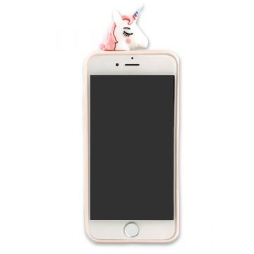TPU Licorne shell in reliëf iPhone 6 / iPhone 6S