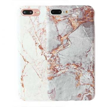 Case Granit-Marble Effect iPhone 8 / iPhone 7