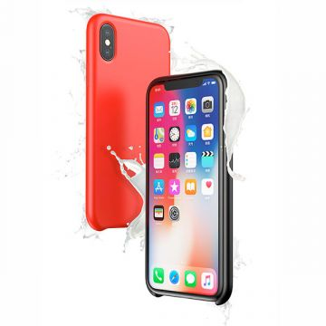 Baseus iPhone X Series Touch Silicone Case
