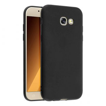 TPU case Soft Touch Black Samsung A3 (2017)