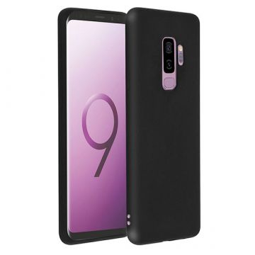 TPU case Soft Touch Black Samsung S9