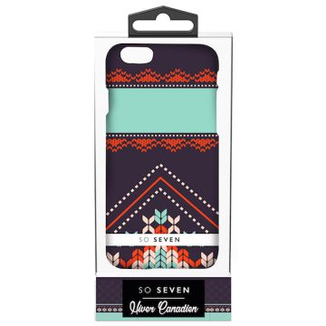 So Seven Hiver Canadien Triangle coque iPhone 8 / 7