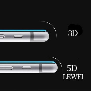 5D curved tempered glass film for iPhone 6 Plus / iPhone 6S Plus