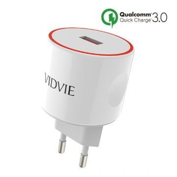 Chargeur USB Quick Charge Qualcomm 3.0 Vidvie