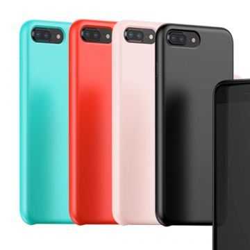 Baseus iPhone 8 Plus / 7 Plus Seriesaanrakingssiliconendoosje voor iPhone 8 Plus / 7 Plus Series Touch