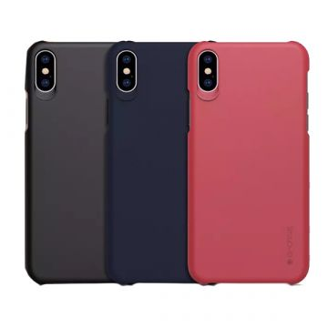 Coque rigide Soft Touch Juan Series pour iPhone XR G-Case