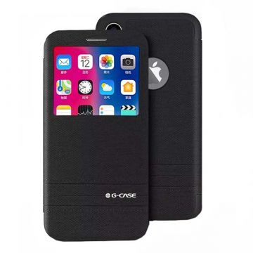 Étui Exquisite Series Flip pour iPhone XR G-Case