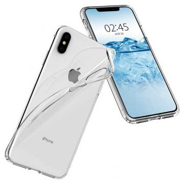Coque TPU transparente G-Case pour iPhone Xr