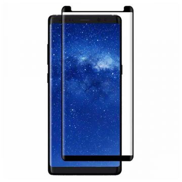 Screen Tempered glass Protector 3D Black for Samsung Galaxy S8 Plus