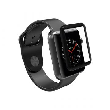 Film verre trempé 5D pour Apple Watch 42 mm