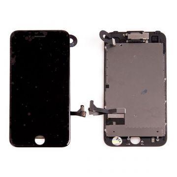Complete touchscreen and LCD Retina screen for iPhone 7 Plus black 1st quality