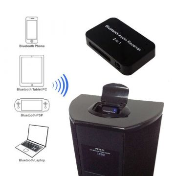 Bluetooth Audio Receiver 2 in 1