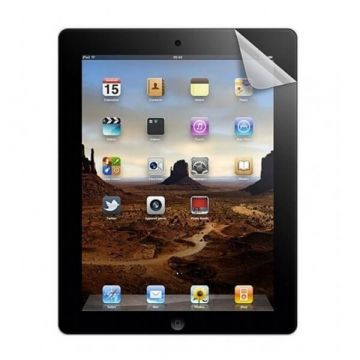 iPad 2 Screen Protector Transparent without packaging