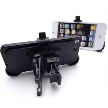 iPhone 5 5S houder auto ventilator