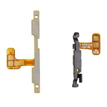 Nappe bouton power pour Galaxy S6 Edge