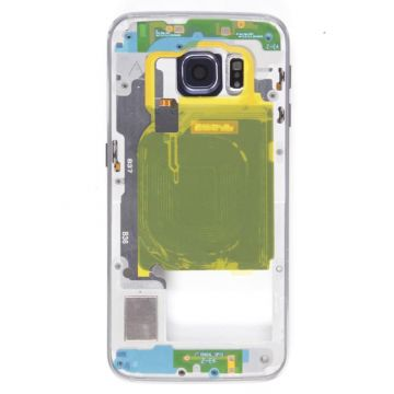 Black internal chassis for Galaxy S6 Edge