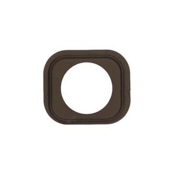 Support en silicone de bouton home pour iPhone 5