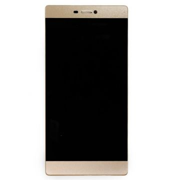 Ecran complet OR (Tactile + LCD + Châssis) pour Huawei P8