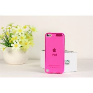 TPU Soft Case Hot pink iPod Touch 5