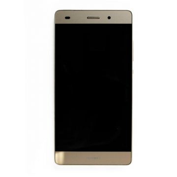 Complete OR screen (LCD + Touch + Chassis) (Official) for Huawei P8 Lite