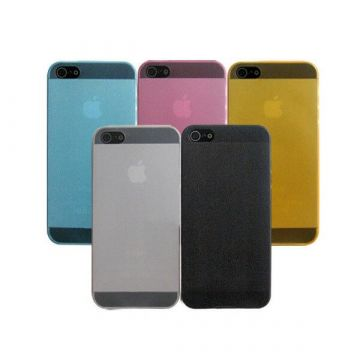 Coque iPhone 5/5S/SE ultra fine 0.3mm