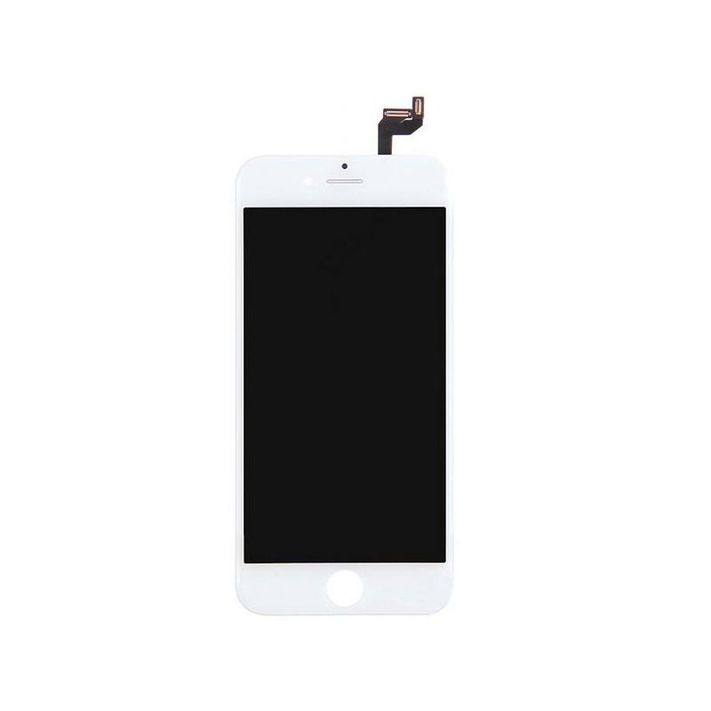 watch ff580 40eec Original Retina screen display for iPhone 6S white
