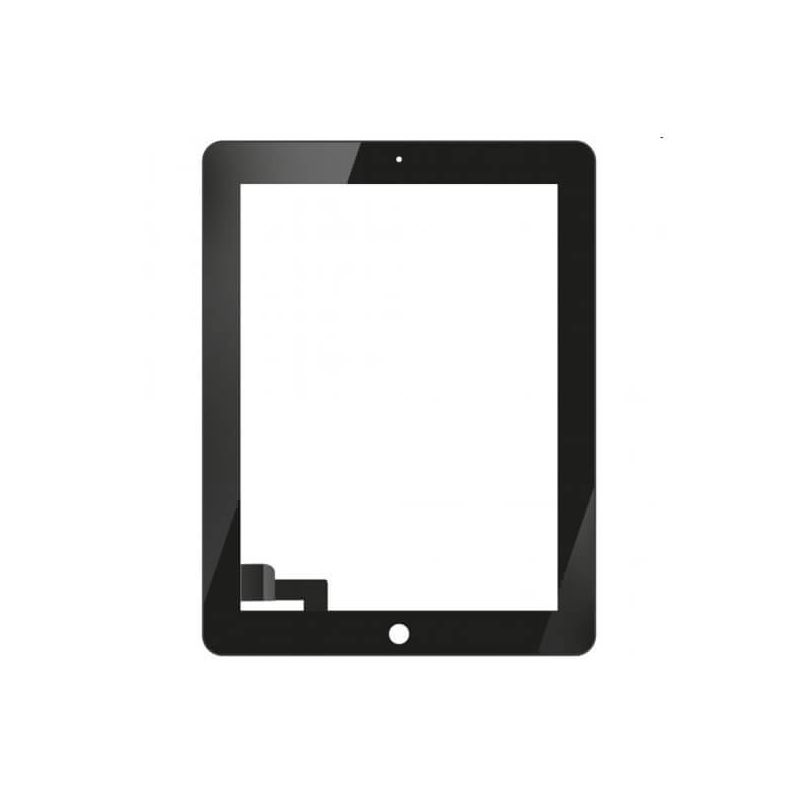 Touch Screen Digitizer for iPad 4 Black + Toolkit