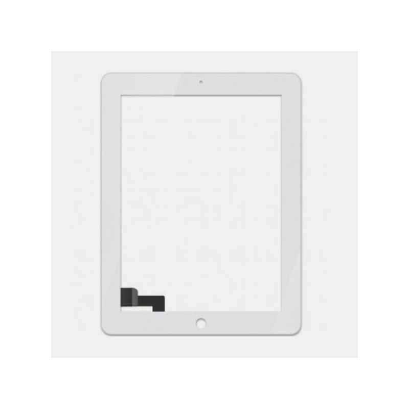 Touch Screen Digitizer for iPad 4 White + Toolkit