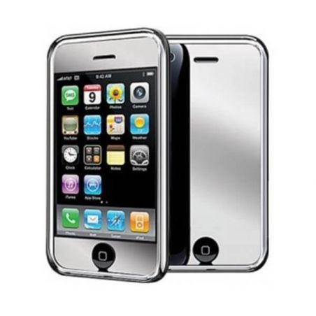 Protection ecran Iphone 3G/3GS face avant Miroir