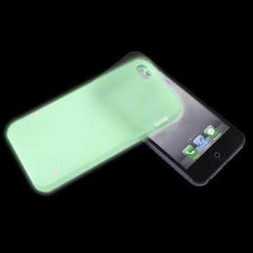 Fluorescerende TPU Soft Hoes iPhone 4 4S