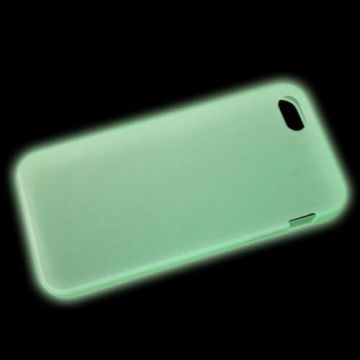 Fluorescerende TPU Soft Hoes iPhone 5