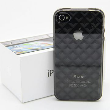 Silicone Case Diamond Effect iPhone 4 4S